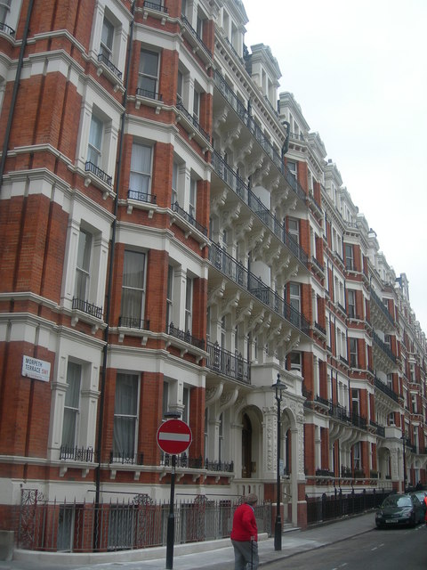 Morpeth Mansions, Morpeth Terrace SW1
