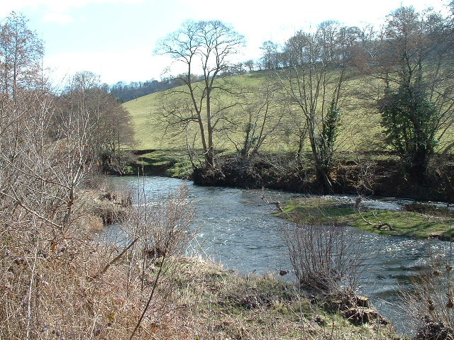 River Monnow at Skenfrith