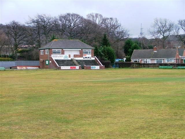 Normanby Hall Cricket Club Pavilion
