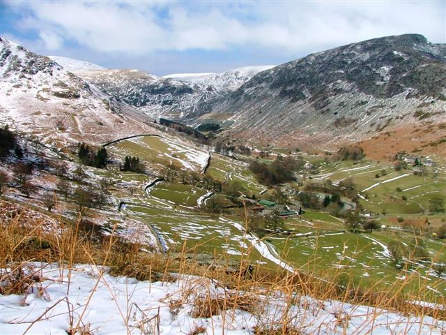 Glenridding From Keldas