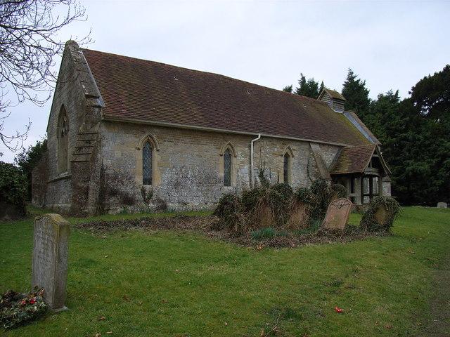St Peter's, Easington