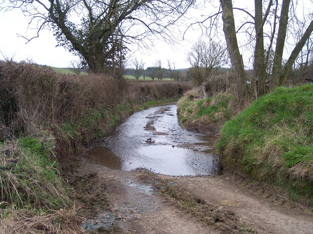 Ford near Ley Farm