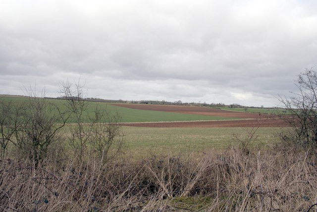 Fields near RAF Cranwell