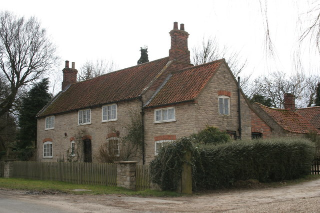 Farmhouse at North Rauceby