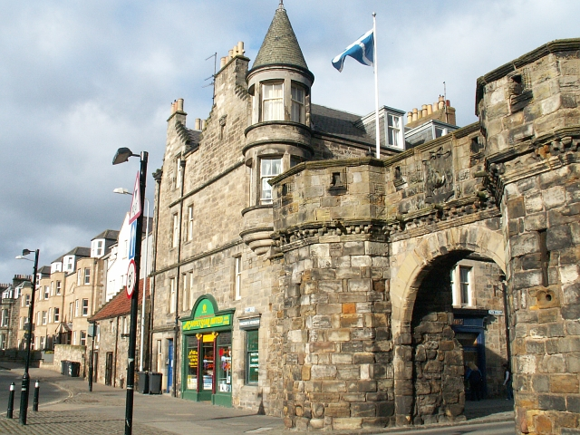 West Port, St Andrews