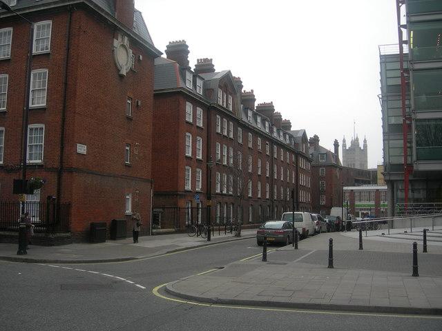 Chadwick Street SW1