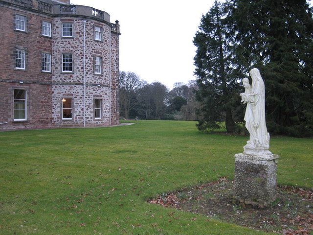 Leuchie house and gardens