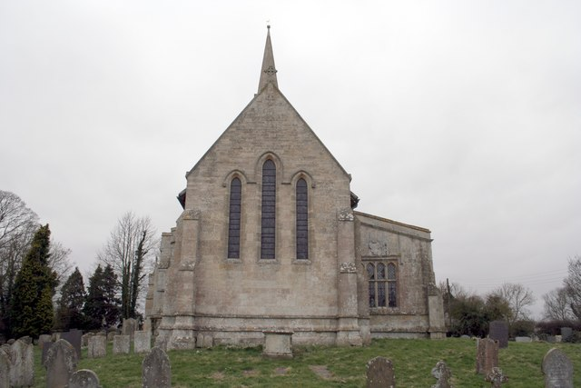 St Michael's Church, Heydour