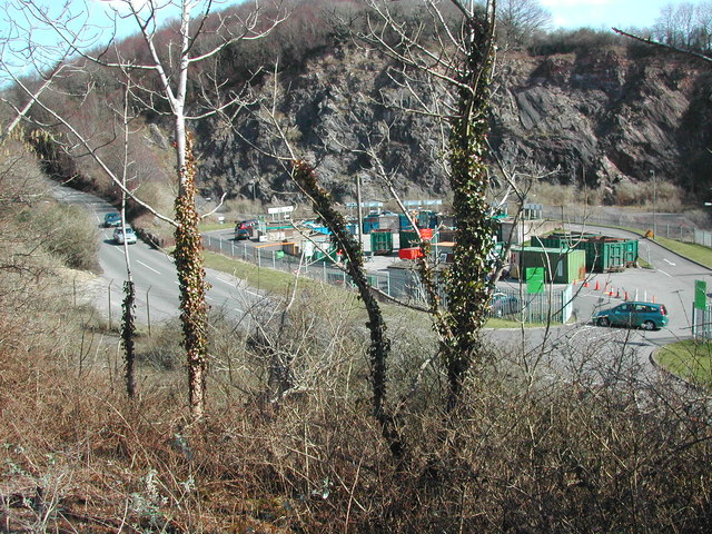 Civic Amenity/Recycling site