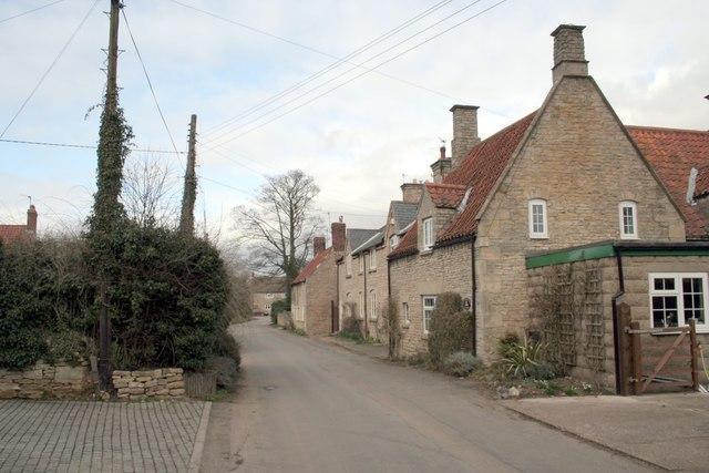 Back Lane Oasby