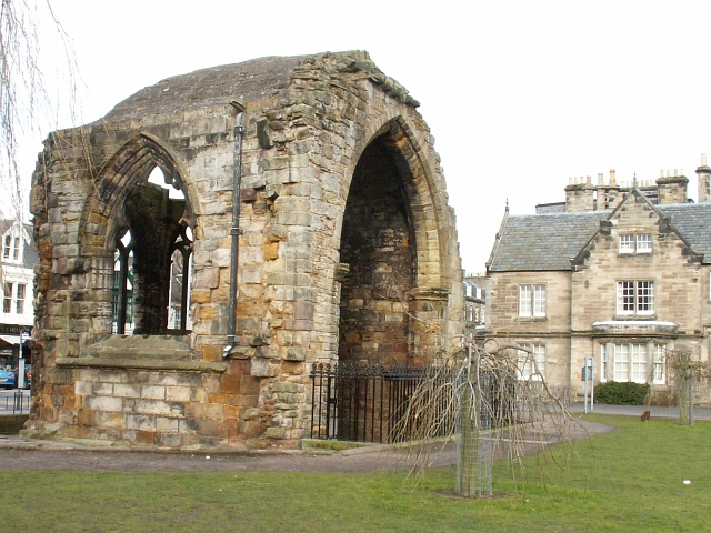 Black Friars Chapel, St Andrews