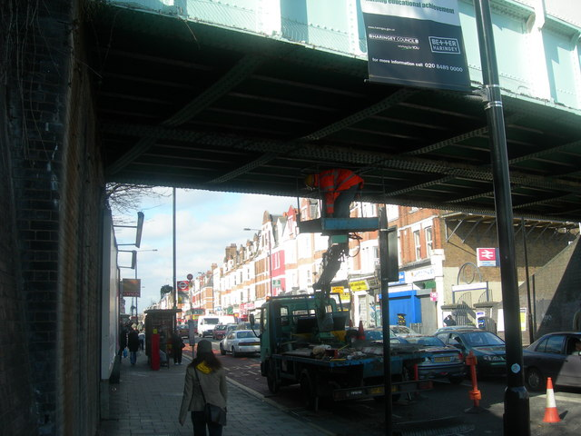 Green Lanes Harringay (5)