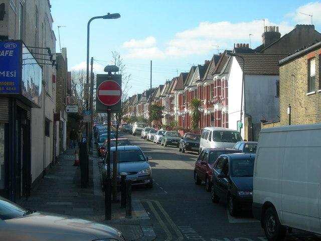 Pemberton Road N4