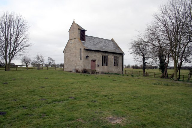 Chapel at Great Humby