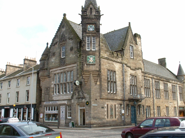 Town Hall, St Andrews