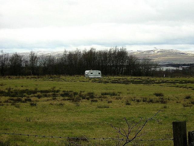 Lonely Caravan