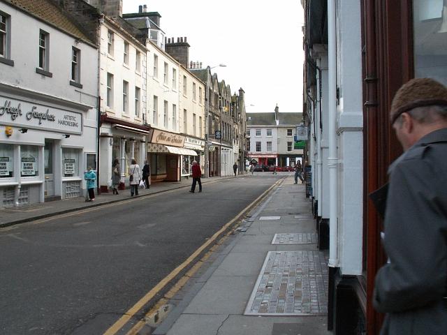 Church St, St Andrews