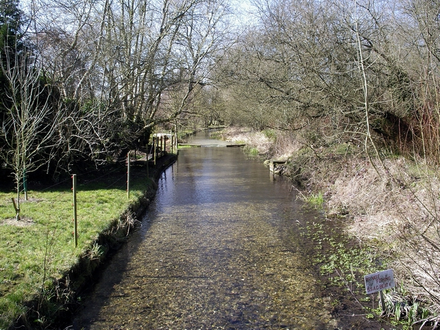 River Dever, Wonston