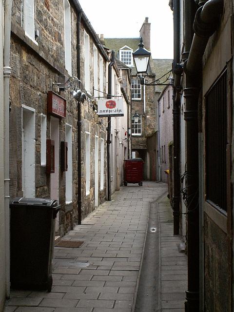 Crails Lane, St Andrews