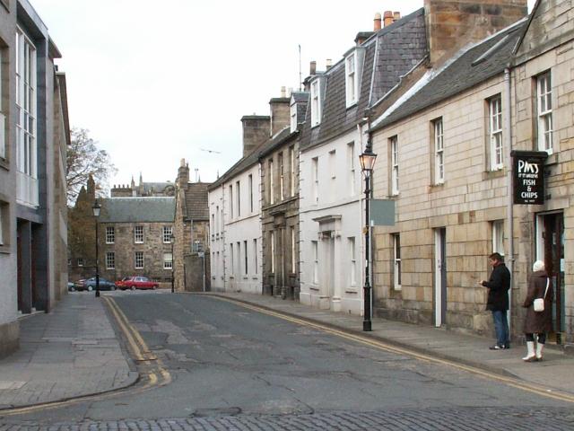 Union St, St Andrews
