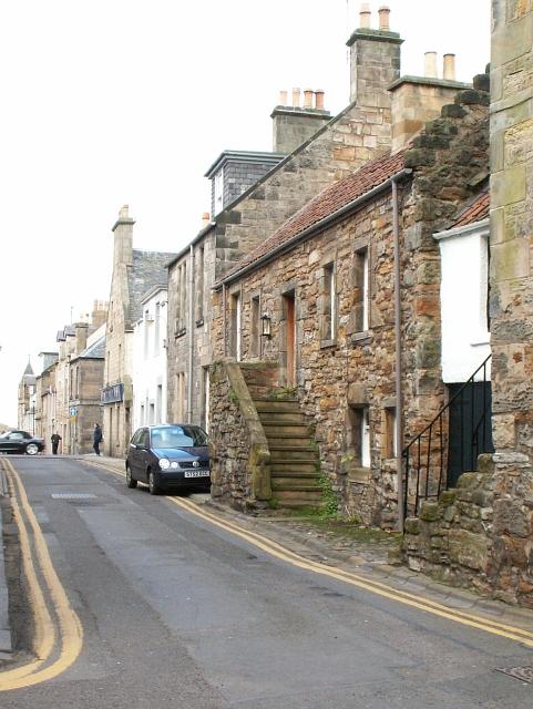South Castle St, St Andrews