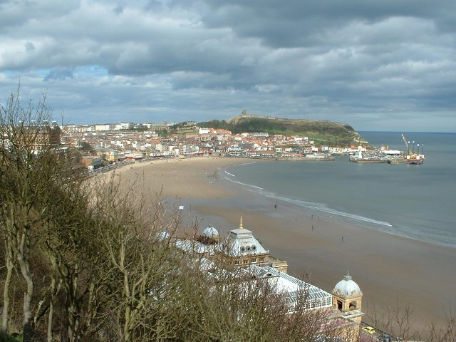 Scarborough - South Bay and the Spa