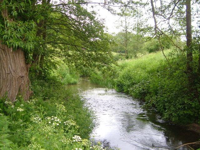 River Chew near Pensford