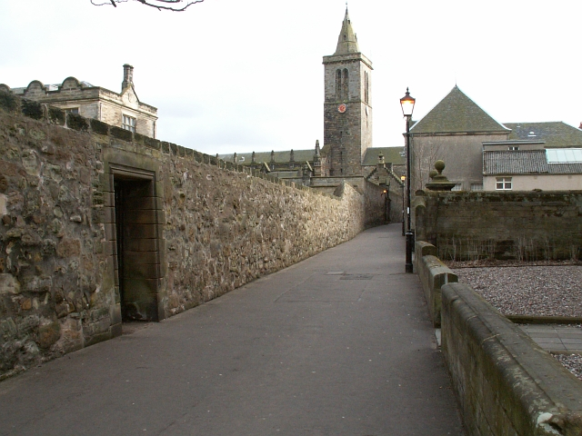 Butts Wynd, St Andrews