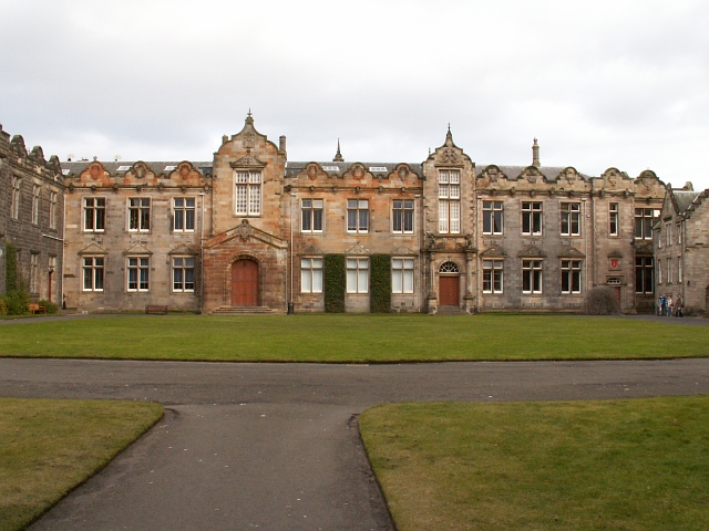 St. Salvator's College, St Andrews