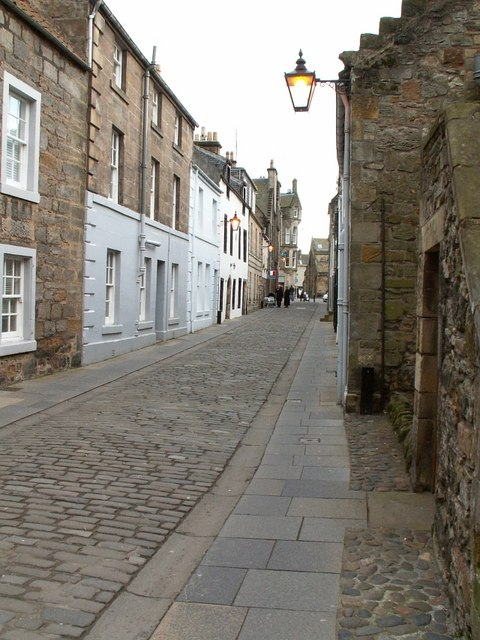 College St, St Andrews