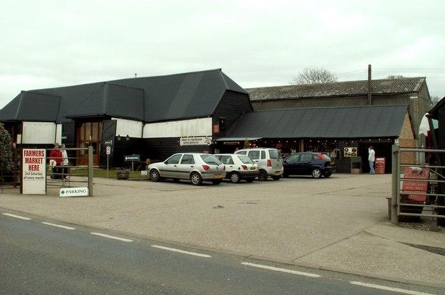 Blake House Craft Centre, Blake End, Essex