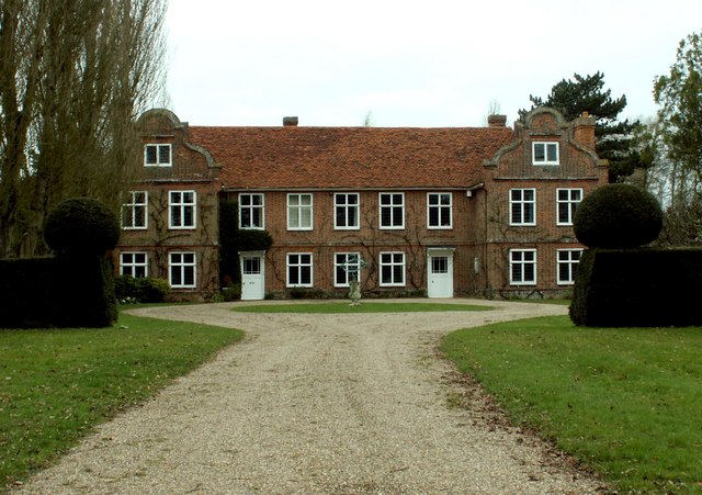 Saling Hall, Great Saling, Essex