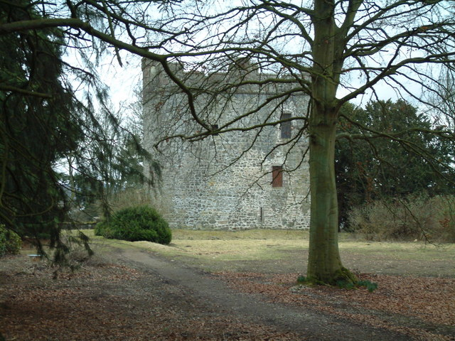 Balthayock Castle