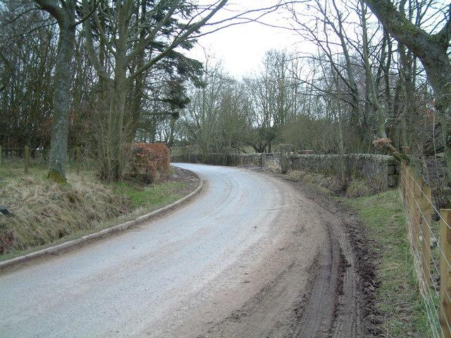 Craignorth corner