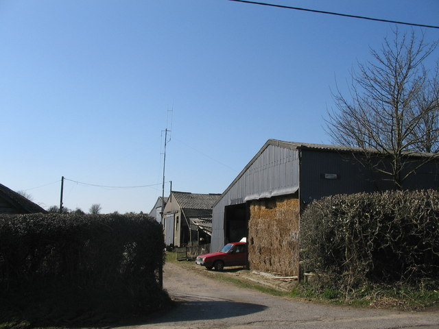 GB3WA at Great Ground Farm