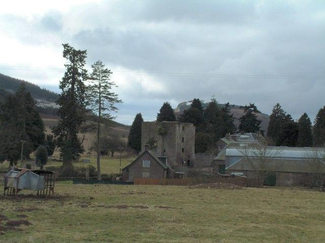 Pitcur Castle