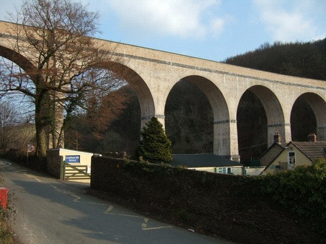 Viaduct on the Disused Railway