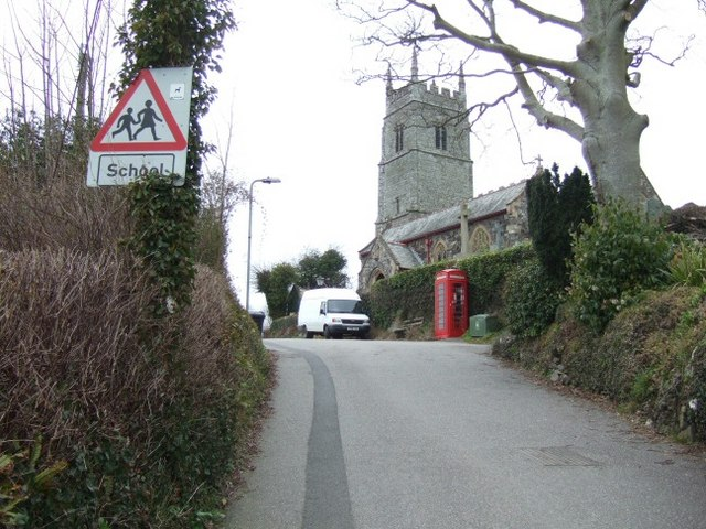 Church at Goodleigh