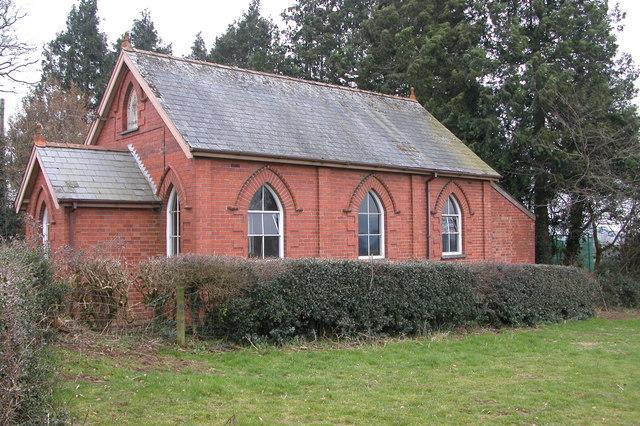 Methodist chapel, Broad Oak