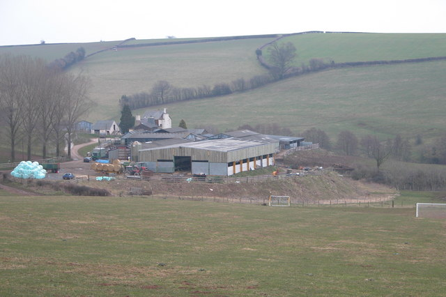 Newton Farm, near Orcop
