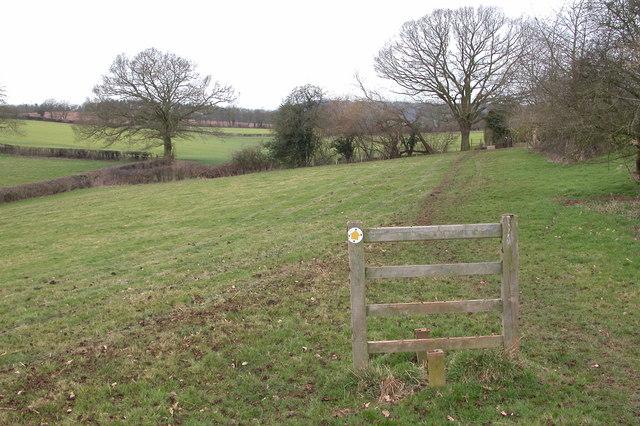 Stile near Brant House Farm