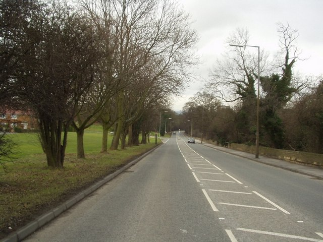 Wetherby Road (A58)