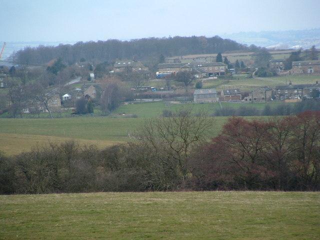 Wike from Tarn Lane, Scarcroft