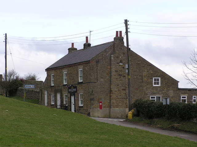 Hack and Spade : Whashton Village.