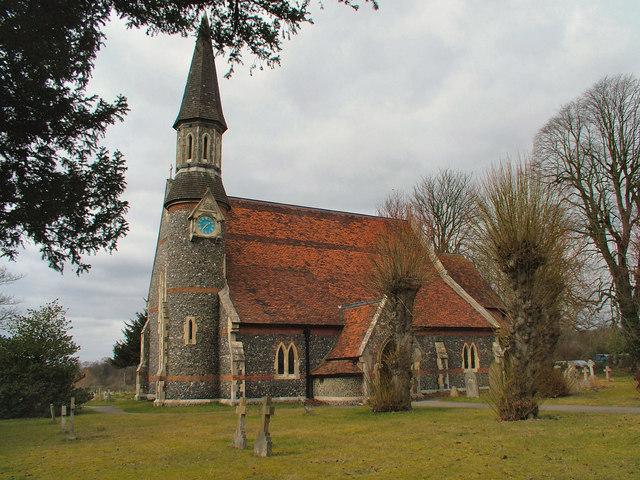 St. James Church, High Wych