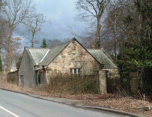 Redundant gatehouse, Bay Horse Lane