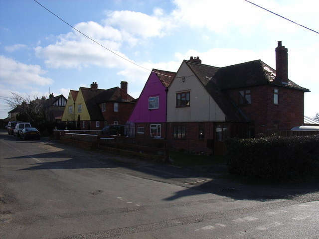 Port Hill Road, Benson