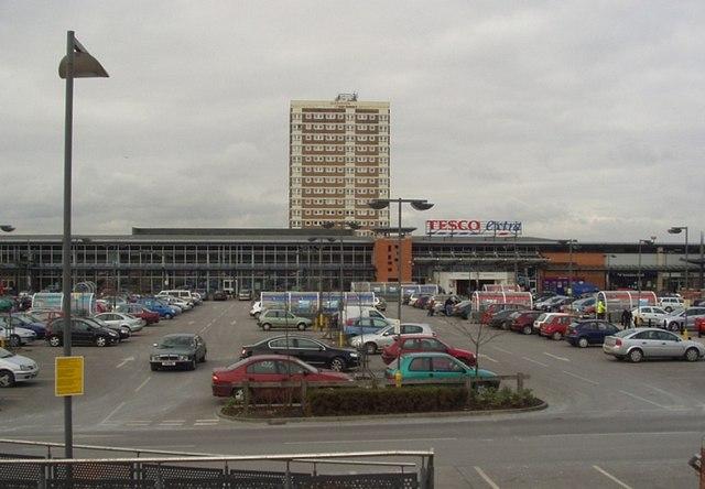 Seacroft Shopping Centre