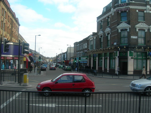 Blackstock Road N4