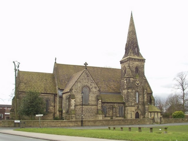 St James's Church, Seacroft